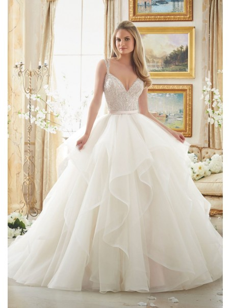 wedding dresses ball gown photo - 1
