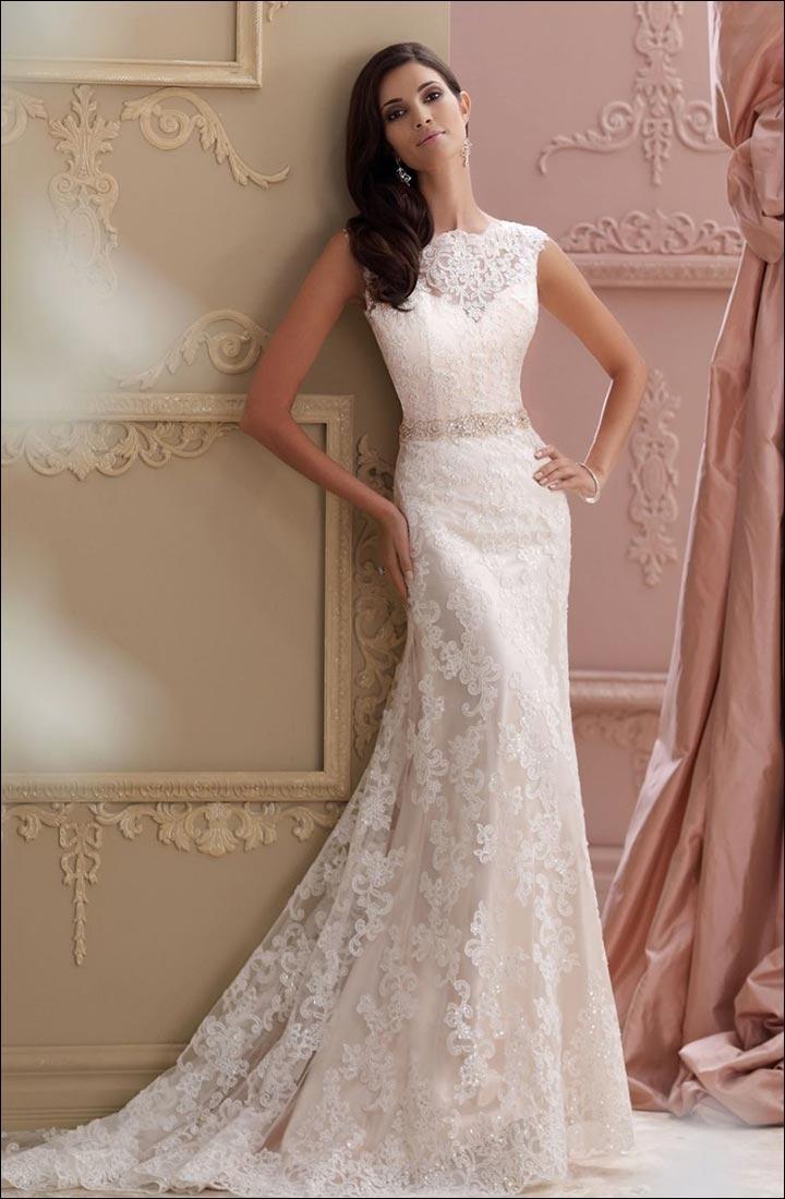 wedding dresses body types photo - 1
