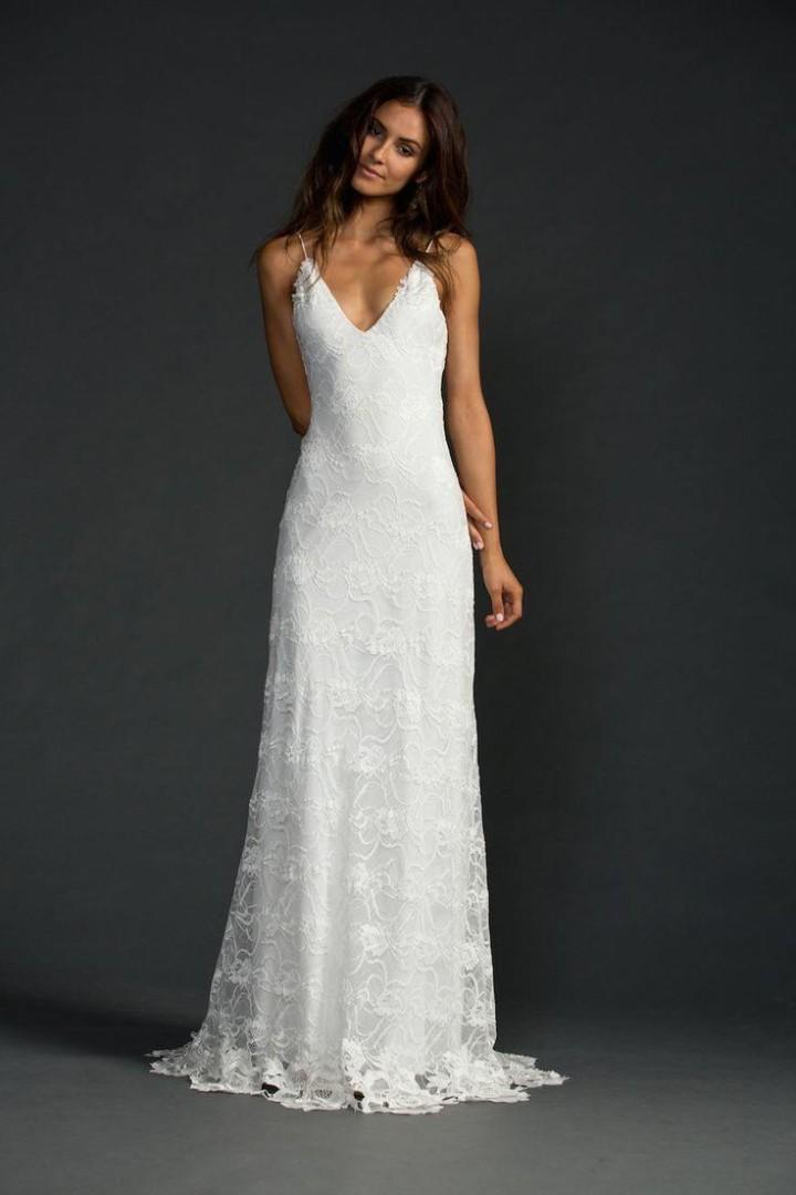 wedding dresses casual photo - 1