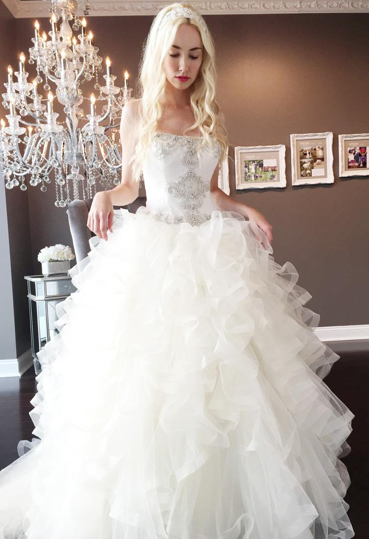 wedding dresses chicago photo - 1