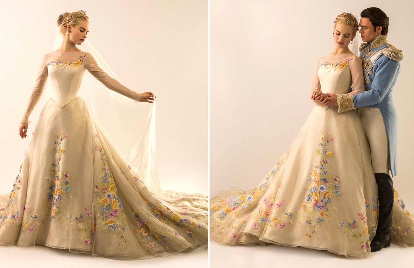 wedding dresses cinderella photo - 1