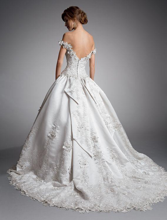 wedding dresses cinderella style photo - 1