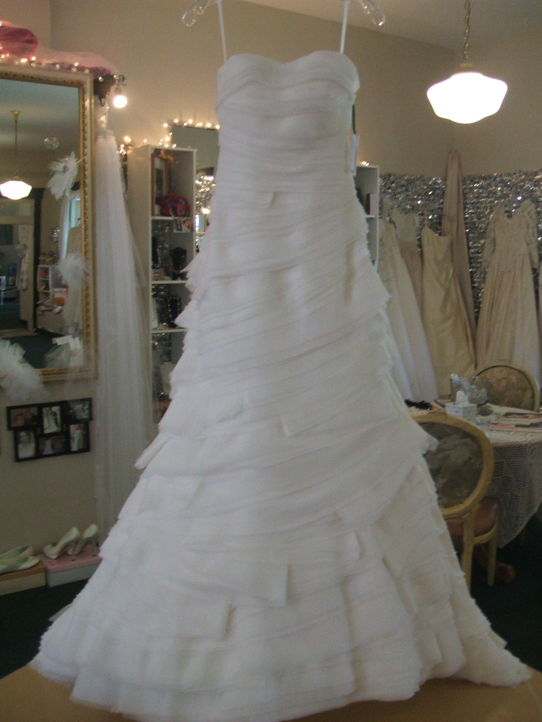wedding dresses consignment photo - 1