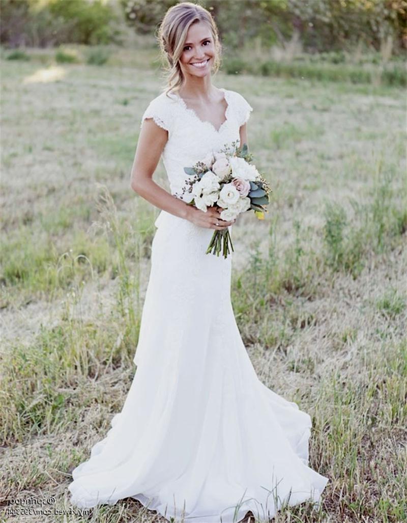 wedding dresses country photo - 1