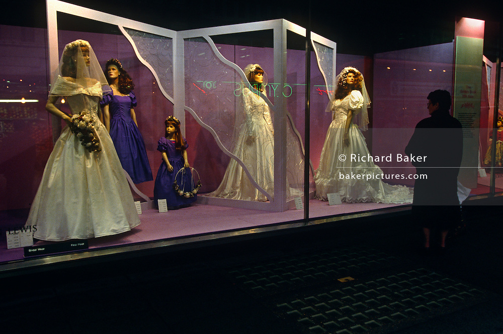 wedding dresses department store photo - 1