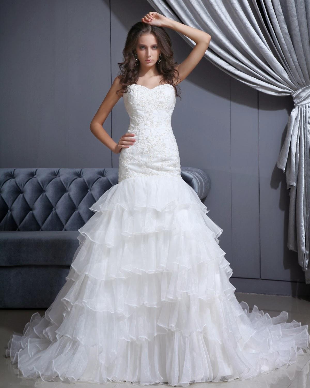 wedding dresses discounted photo - 1