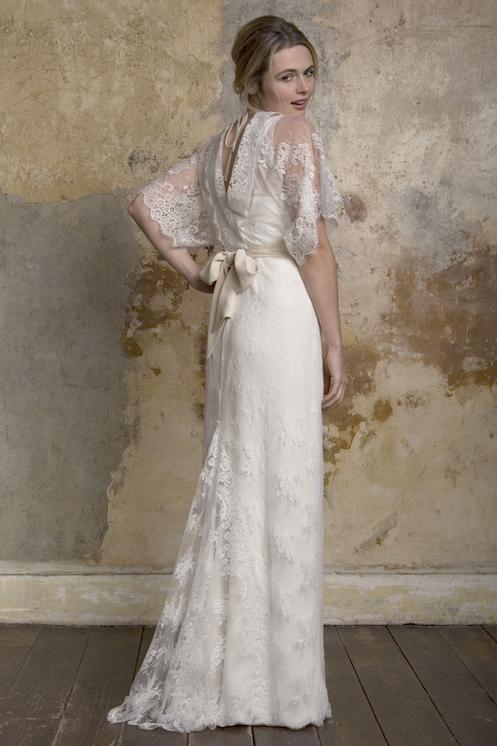 wedding dresses empire waist photo - 1