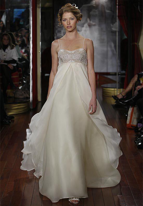 wedding dresses flowy photo - 1
