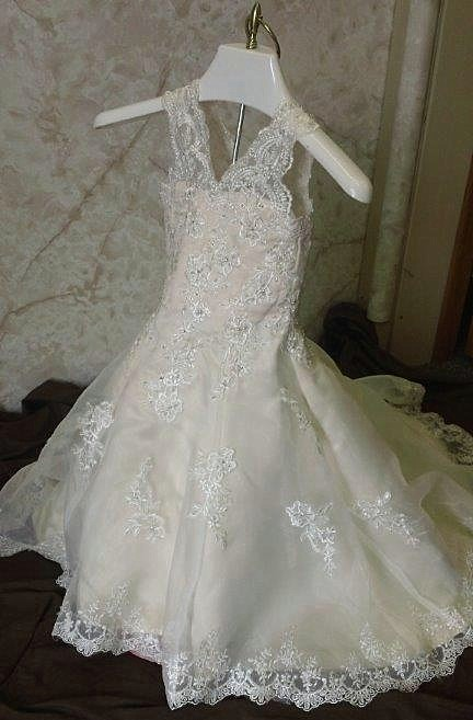 wedding dresses for 9 year olds photo - 1
