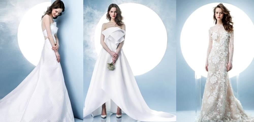 wedding dresses for apple shaped body photo - 1
