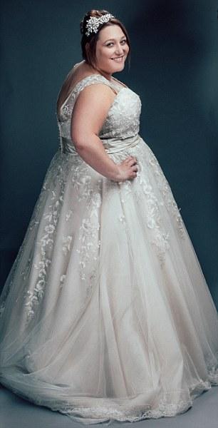wedding dresses for big arms photo - 1