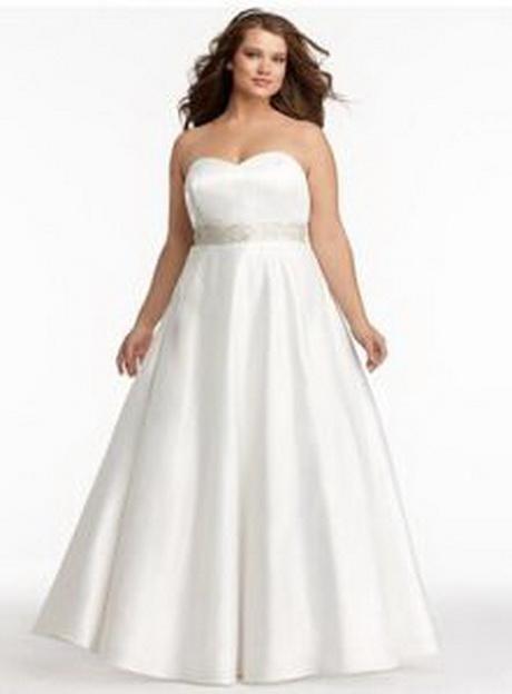wedding dresses for bigger girls photo - 1