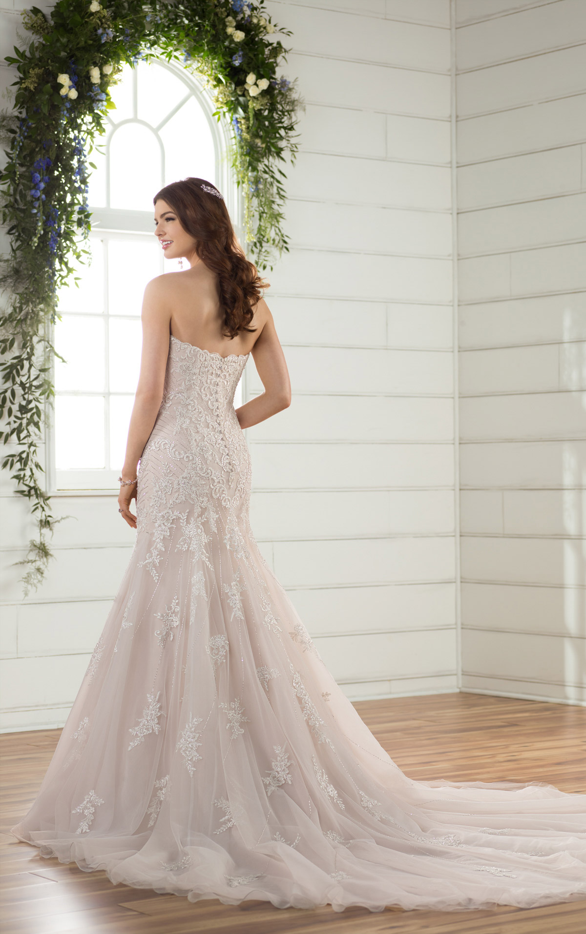 wedding dresses for body shapes photo - 1