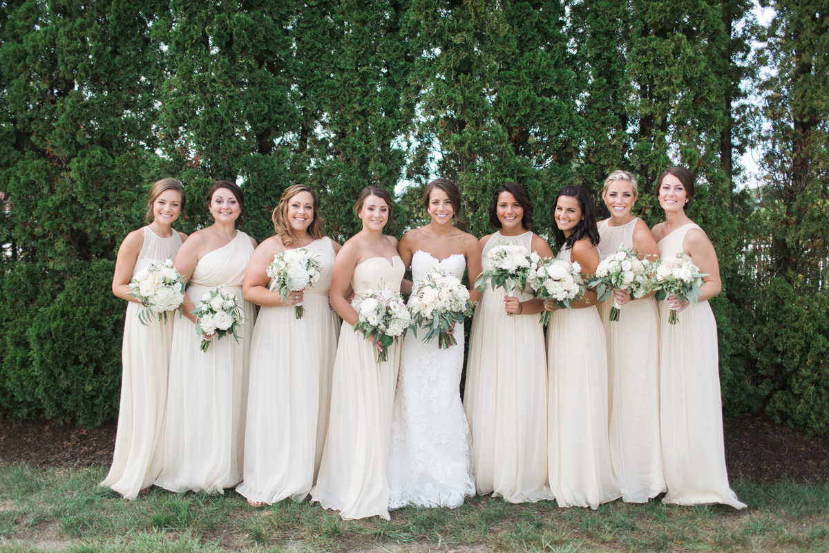 wedding dresses for bridesmaids photo - 1
