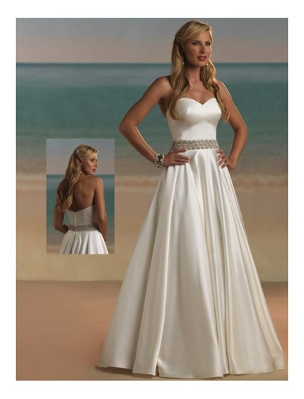 wedding dresses for busty brides photo - 1