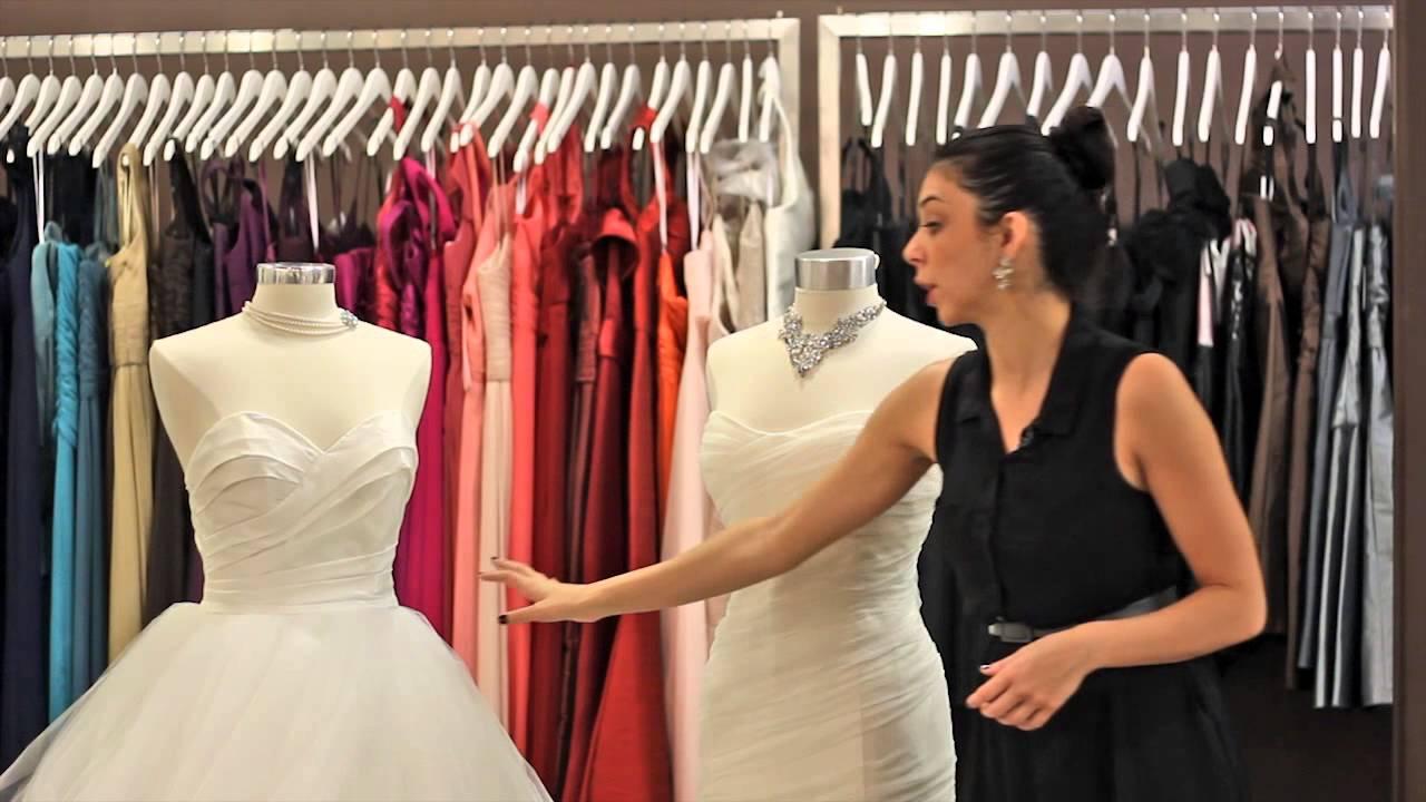 wedding dresses for busty women photo - 1