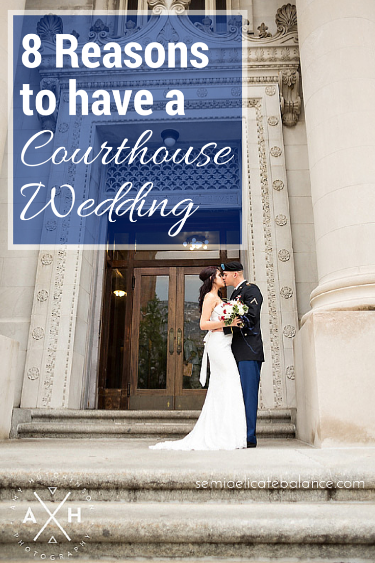 wedding dresses for courthouse photo - 1