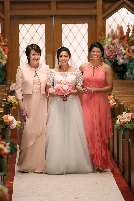 wedding dresses for grandmas photo - 1