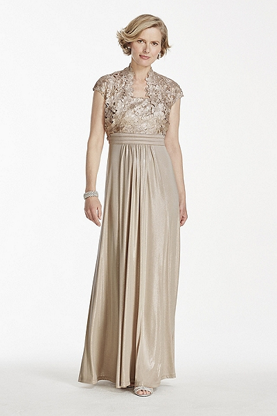 wedding dresses for grandmother of the bride photo - 1