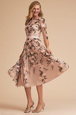 wedding dresses for mature bride photo - 1