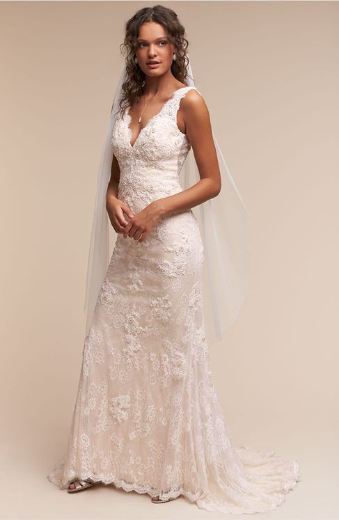 wedding dresses for over 40 photo - 1