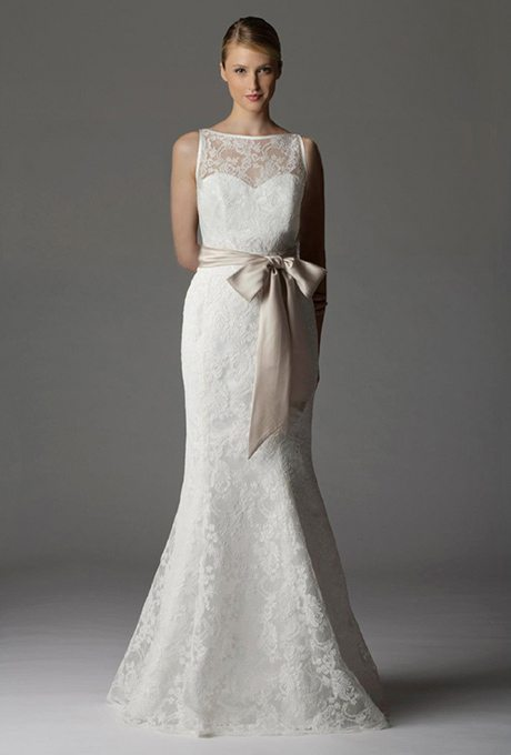 wedding dresses for over 50s bride photo - 1