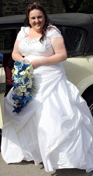 wedding dresses for overweight brides photo - 1
