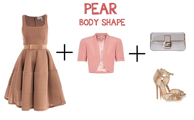 wedding dresses for pear shaped bodies photo - 1