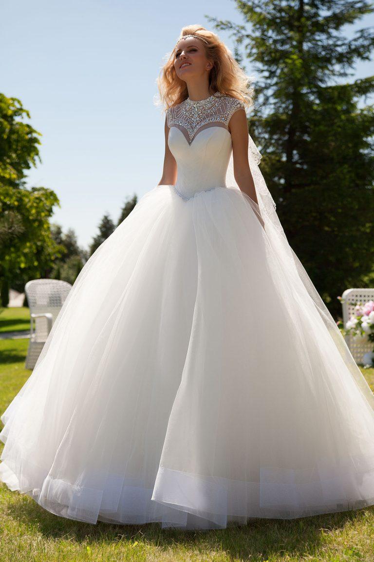 wedding dresses for petite photo - 1