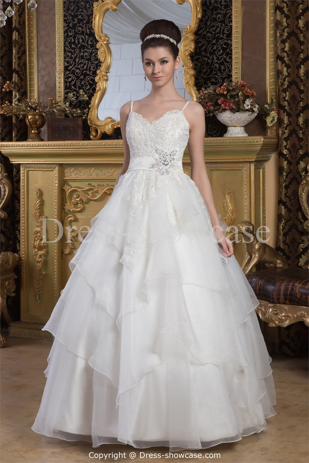 wedding dresses for petite woman photo - 1