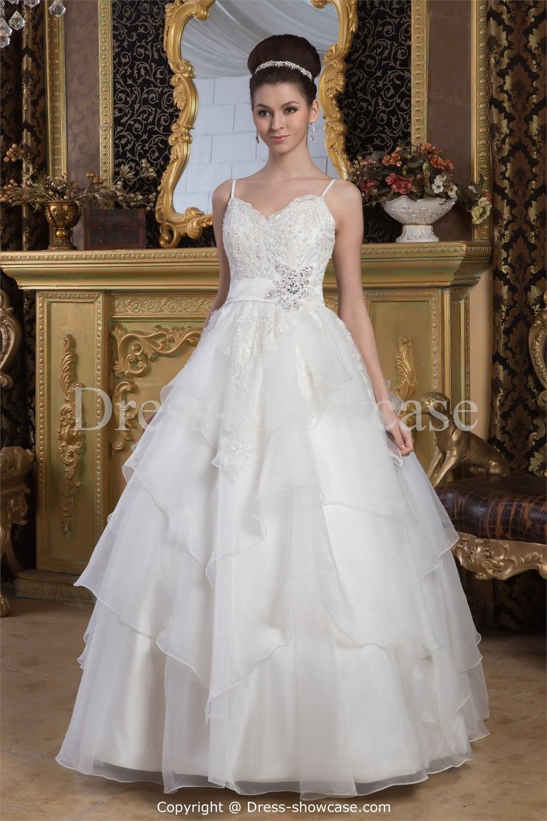 wedding dresses for petite women photo - 1