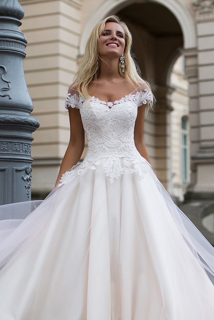 wedding dresses for plus size brides photo - 1