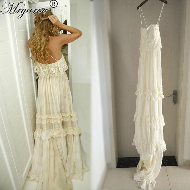 wedding dresses for pregnant women photo - 1