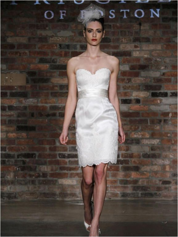 wedding dresses for reception photo - 1