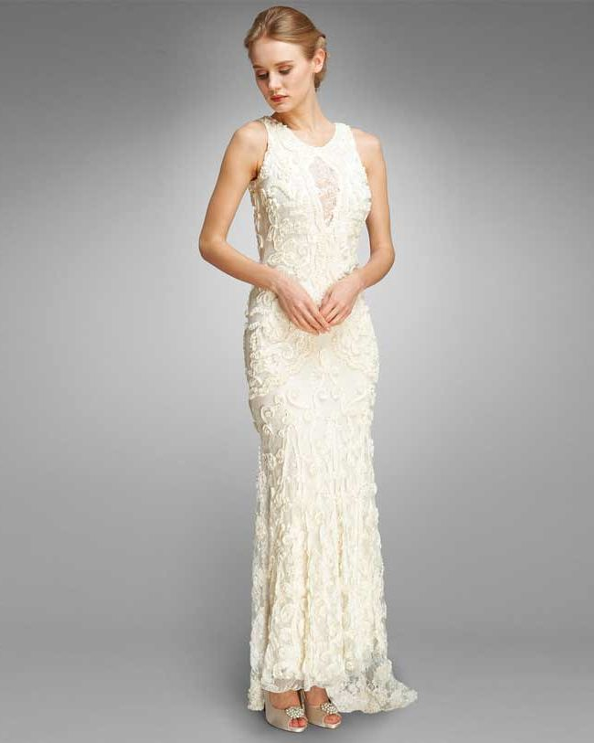 wedding dresses for second marriage photo - 1