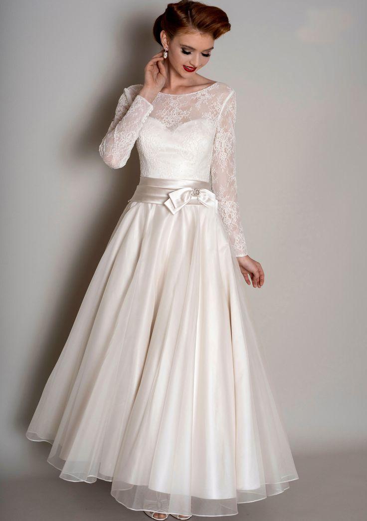 wedding dresses for the older bride photo - 1