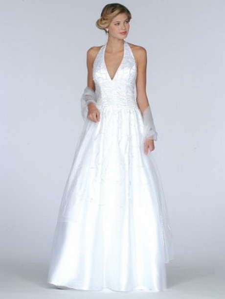wedding dresses for women over 50 photo - 1