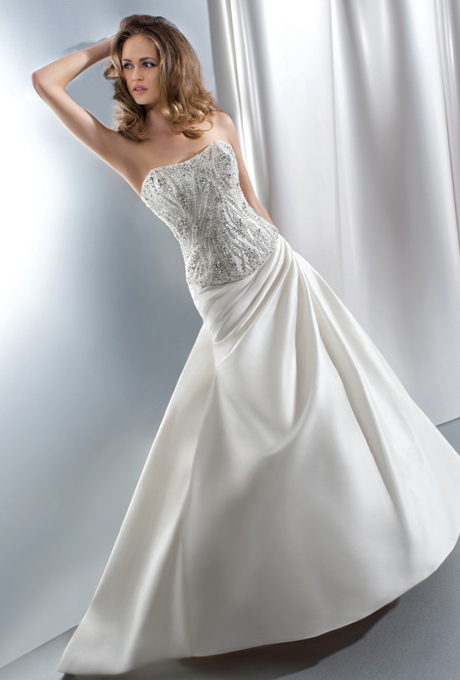 wedding dresses for young brides photo - 1