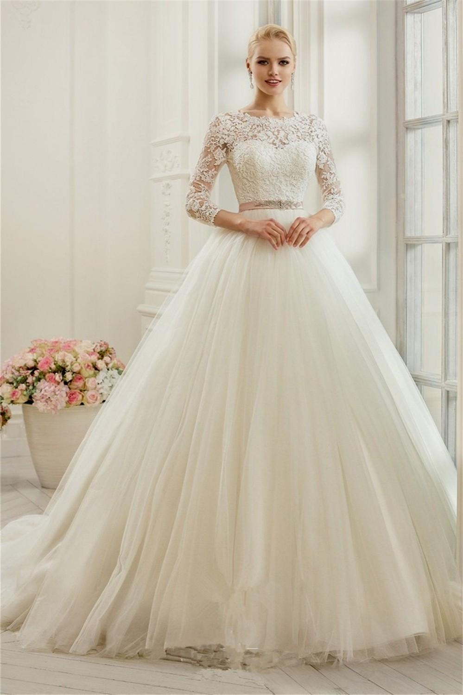 wedding dresses galleries photo - 1
