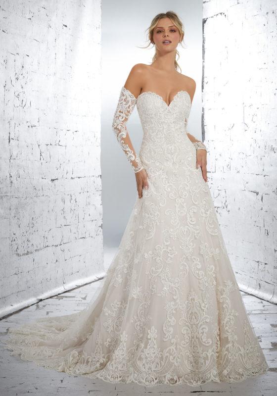 wedding dresses halter top photo - 1