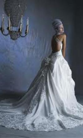 wedding dresses hats photo - 1