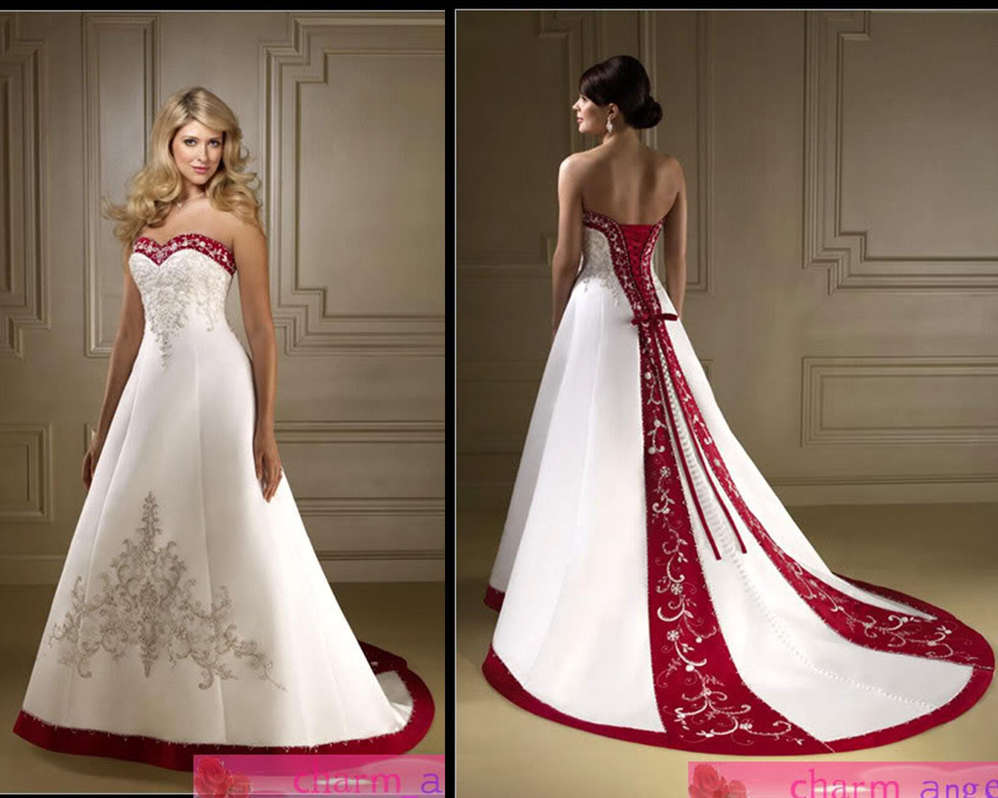 wedding dresses in china photo - 1