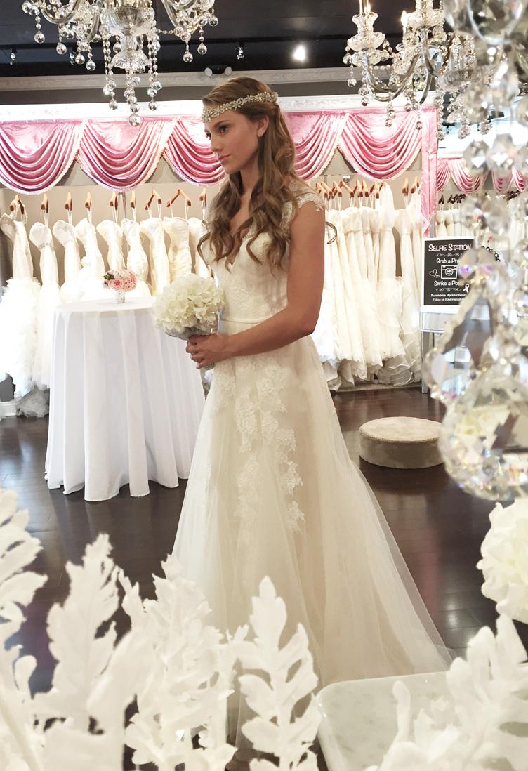 wedding dresses in houston photo - 1