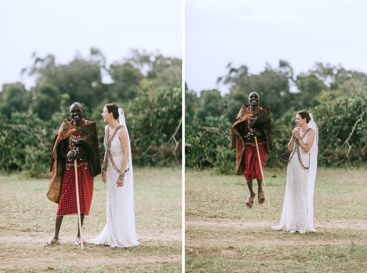 wedding dresses in kenya photo - 1