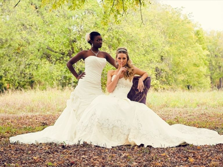 wedding dresses in louisiana photo - 1