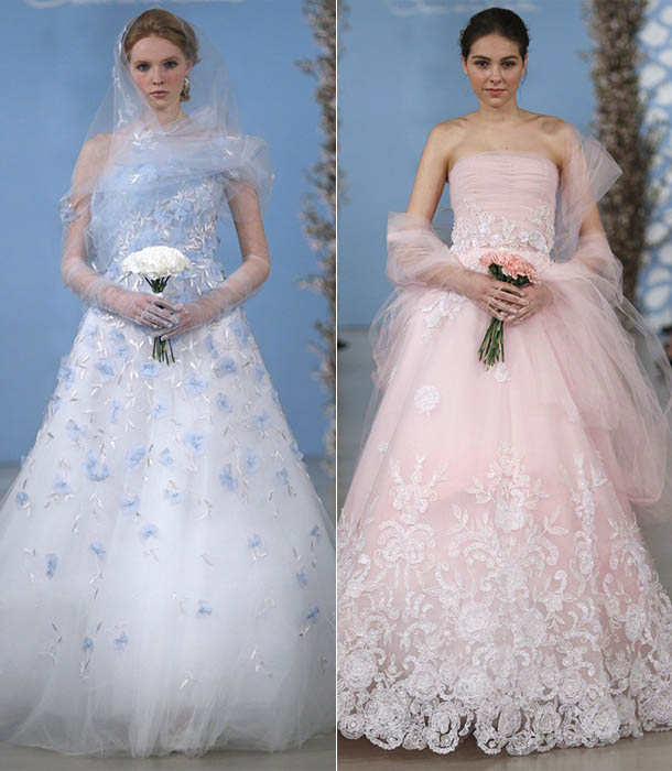 wedding dresses in red photo - 1