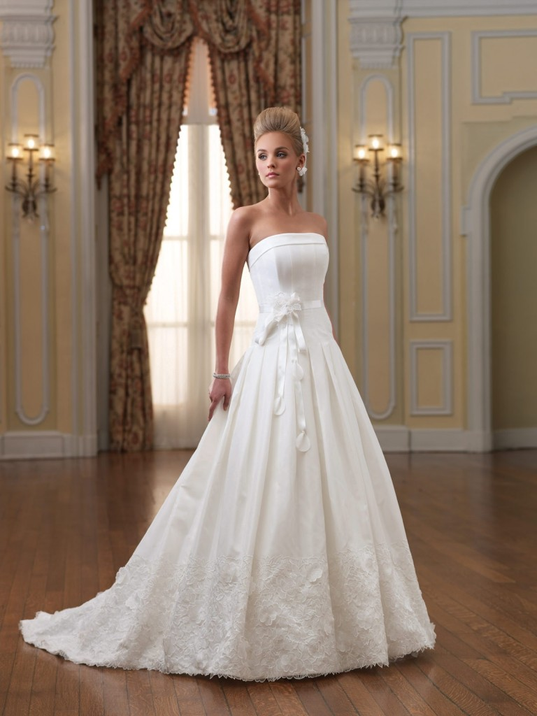 wedding dresses inexpensive photo - 1