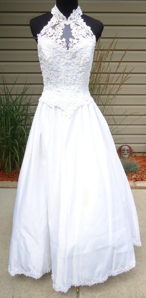 wedding dresses jcpenney photo - 1