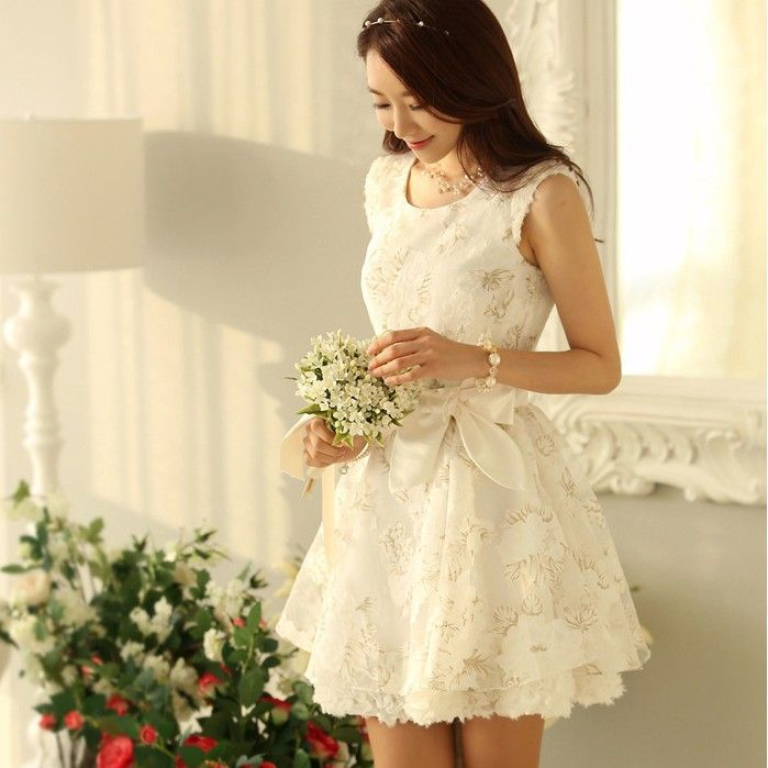 wedding dresses korean photo - 1