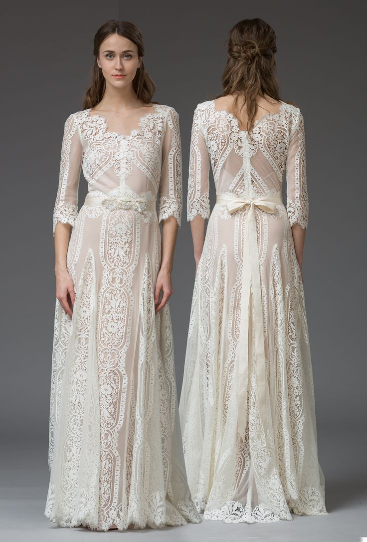 wedding dresses lace photo - 1